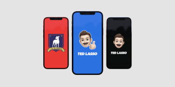 Download Ted Lasso wallpapers from season two premiered for iPhone