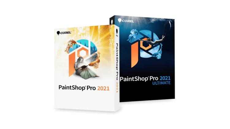 Get 50% off on PaintShop Pro 2021