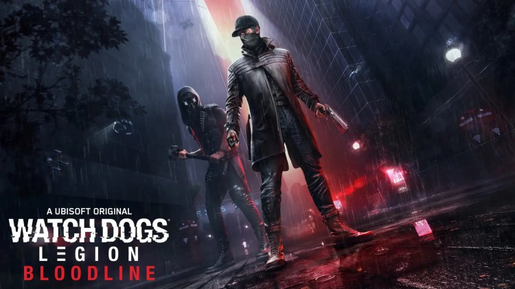 Watch Dogs: Legion - Bloodline Expansion available on Xbox One and Xbox Series X and Series S