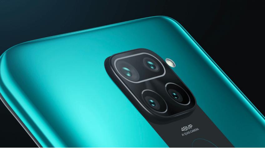 Redmi Note 9 Camera Module