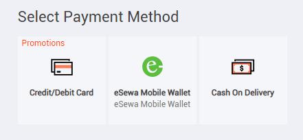 Daraz Integrates eSewa as Payment Option
