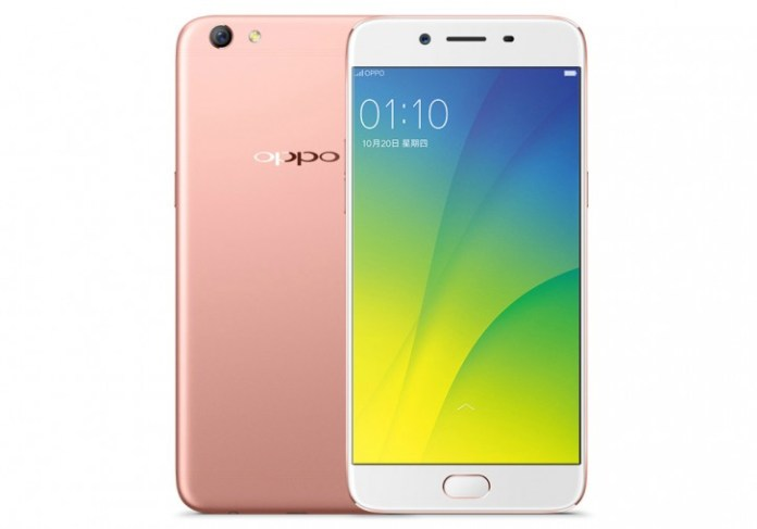 root and install TWRP recovery on Oppo R9S