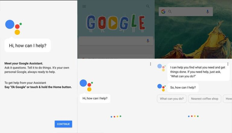 Enable Google Assistant on Android 5.0 Lolipop Device