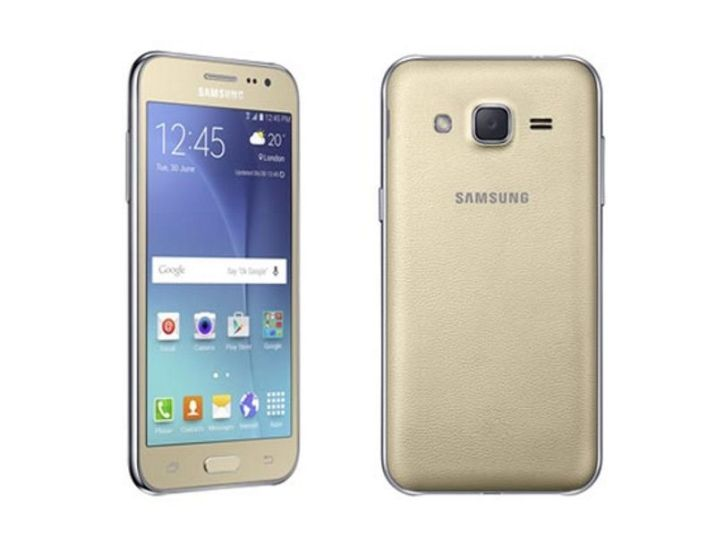 Android 7.1 Nougat on Samsung Galaxy J2