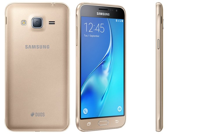 Android Oreo 8.0 on Samsung Galaxy J3