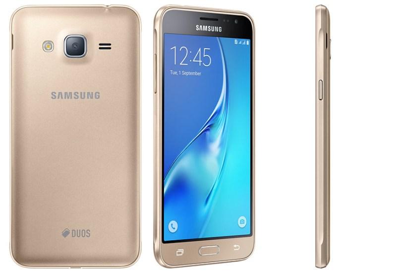 Android Oreo 8.0 on Samsung Galaxy J3