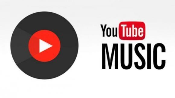 Tampilan Youtube Music