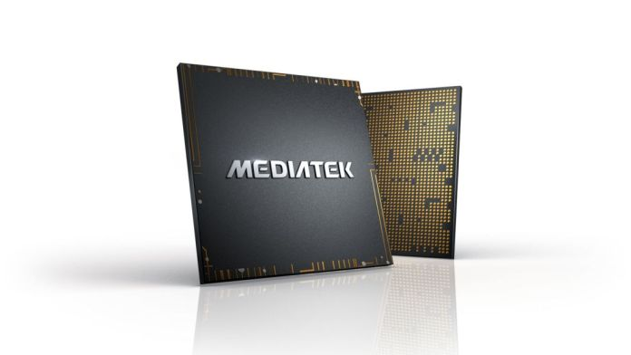 chipset Wi-Fi 6 MEdiaTek