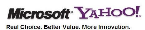 microsoft y yahoo