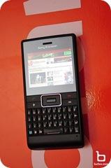 Sony Ericsson Aspen Front Cortesía de Bufeo.com
