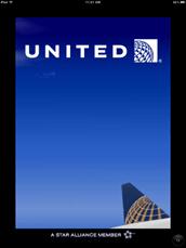 UNITED iPad2 App 2