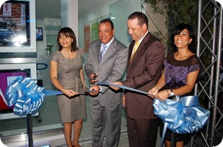 Kenia Ventura, José Clase, Damián Báez e Yndira Rodriguez