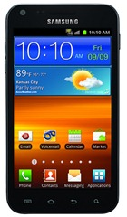 Samsung Galaxy S II, Epic 4G sprint