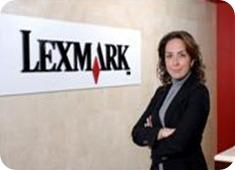 Lexmark promueve a Carlota Jiménez como Nueva Directora de Canales para América Latina
