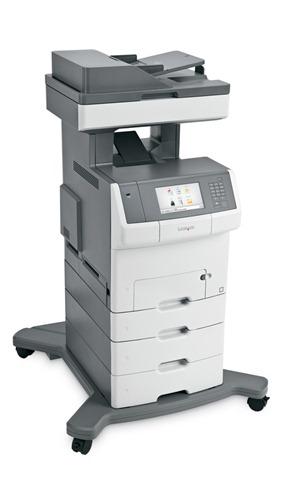 Lexmark X746de - X748dte Color Laser MFP