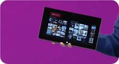 Netflix para windows 8 en la Surface