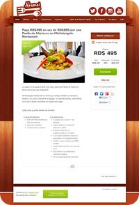 Akomei.com - Las mejores ofertas en bares y restaurantes de la ciudad