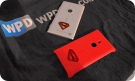 Nokia Lumia 925 Superman Limited Edition 2