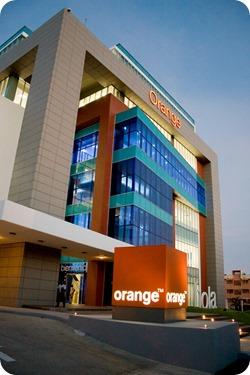 Torre Orange 3