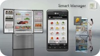 07 Smart ThinQ Refrigerator de LG
