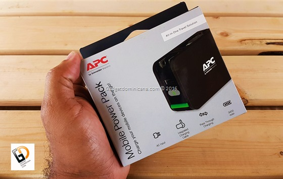 APC Mobile Power Pack M3PMBK