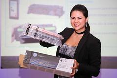 Ana María Ordoñez, Gerente Regiona de Productos de HP