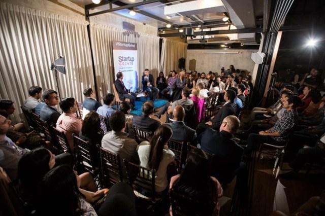 4. Publico asistente a StartUp