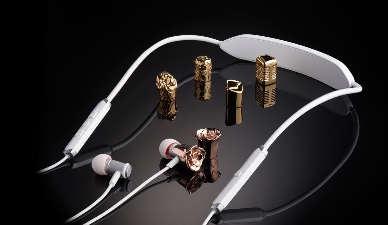 V-MODA Forza Metallo Wireless In-Ear Headphones