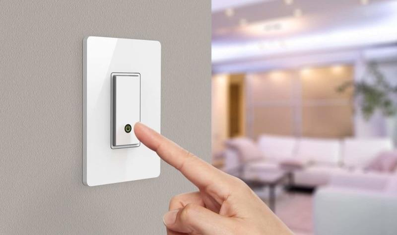 Wemo Light Switch Alexa Wifi Smart Home Gift