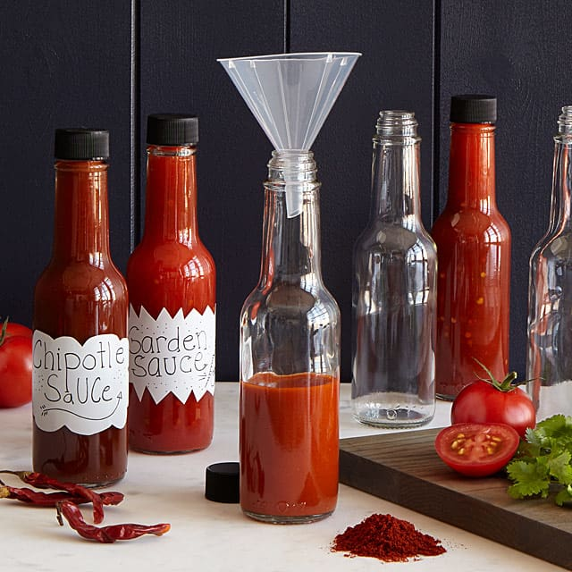 Hot Sauce Making Kit Best Gifts