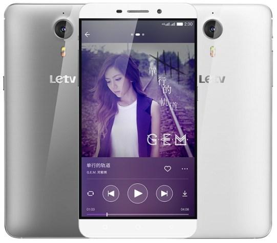 Letv One X600: Phablet Fashion RAM 3GB/32GB Helio X10 Hanya 2,6 Juta s