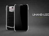 Uhans U200: Smartphone Fashionable dengan Spek Bagus eg