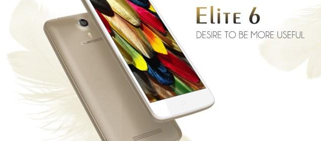 Leagoo Elite 6 4G Dirilis: Harga dan Spesifikasi ee