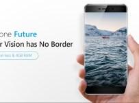 Ulefone Future RAM 4GB Bezel-less: Harga dan Spesifikasi s