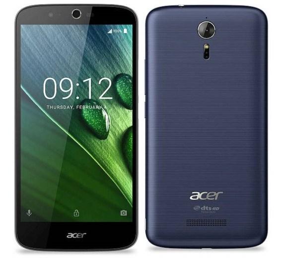 Acer Liquid Zest Plus dengan Batere 5000 mAh Dirilis s