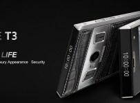 Doogee T3: Smartphone Dual Screen dengan RAM 3GB ds