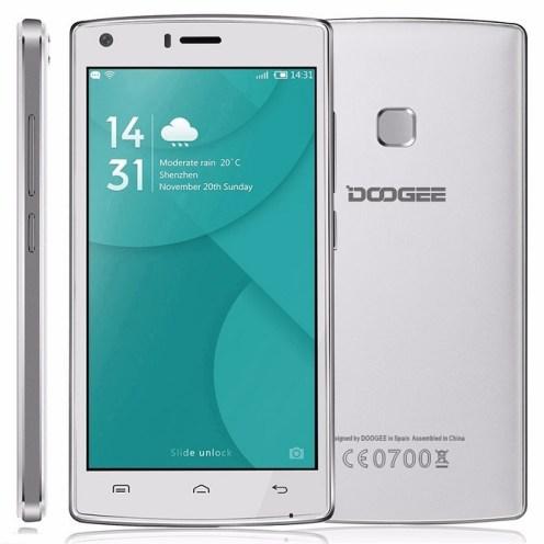 Doogee X5 Max Pro dengan MT6737 Dirilis: Harga & Spesifikasi ds