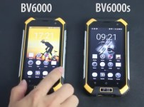 Komparasi Blackview BV6000 VS BV6000s : Video s