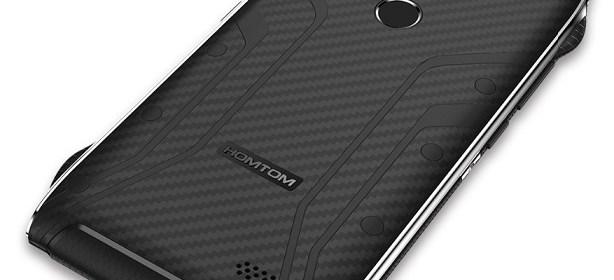 Homtom HT20: Smartphone Rugged IP68 dengan Fingerprint b
