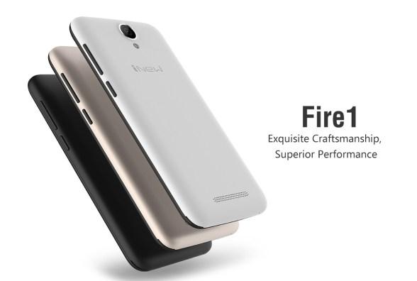 """iNew Fire1 dengan Layar 5"""" Dirilis: Harga dan Spesifikasi ds"""