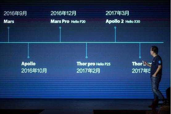 Vernee Apollo 2 dengan Helio X30 dan Thor Pro dengan Helio X25 Diumumkan 1