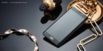 Xiaomi Mi Note 2 resmi Rilis: Layar Lengkung, RAM 6GB dan Kamera 23MP 0