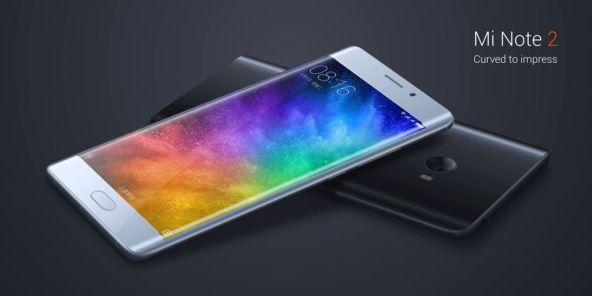 Xiaomi Mi Note 2 resmi Rilis: Layar Lengkung, RAM 6GB dan Kamera 23MP 1