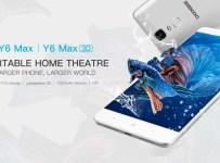 Doogee Y6 Max 3D dengan Layar 6.5 inci Diumumkan sd