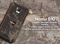 Nomu S10 Smartphone Ultra-Proof: Harga dan Spesifikasi 4