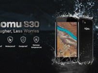 Nomu S30: Smartphone Rugged dengan RAM 4GB dan Batere 5000 mAh 5