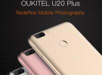 Oukitel U20 Plus: Smartphone Kamera Belakang Ganda Termurah 67