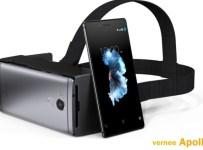 Vernee Apollo akan Jadi Phablet VR Pertama Berbasis Mediatek Flagship 1