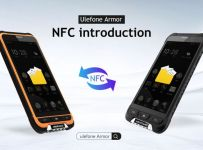 Perkenalan Fitur NFC di Ulefone Armor d