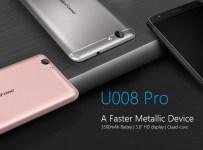 "Ulefone U008 Pro: Smartphone 5"", Batere 3500 mAh, Harga Murah f"
